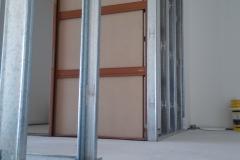 Construcción de dos dormitorios y un baño en P.A.Piso15